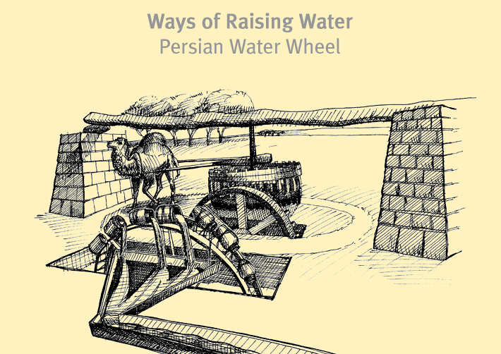 persianwaterwheel